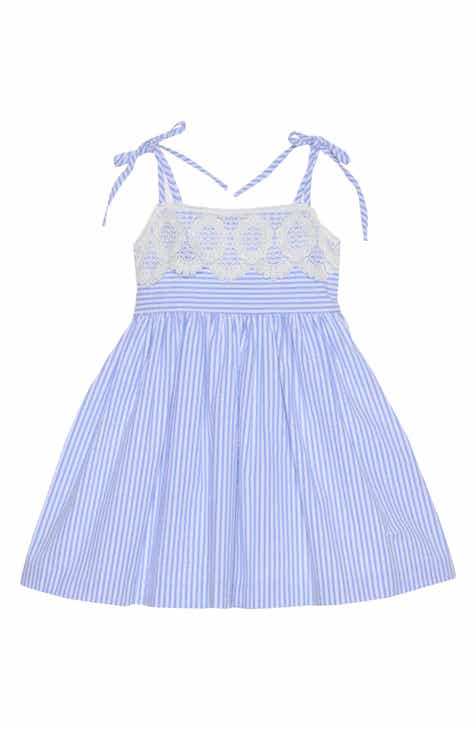 288c05153121 Girls  Blue Dresses   Rompers