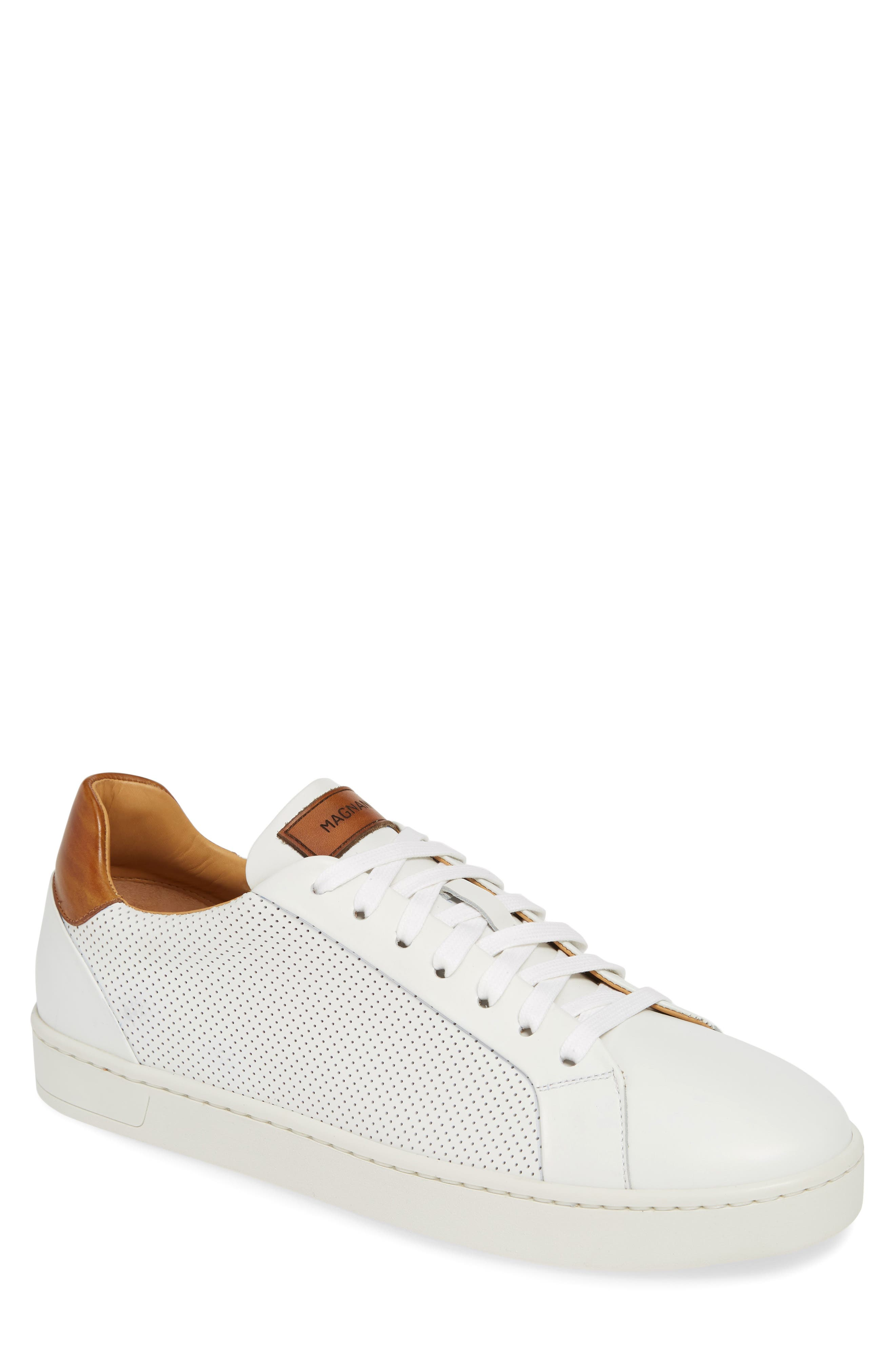 Magnanni All-White Sneakers | Nordstrom