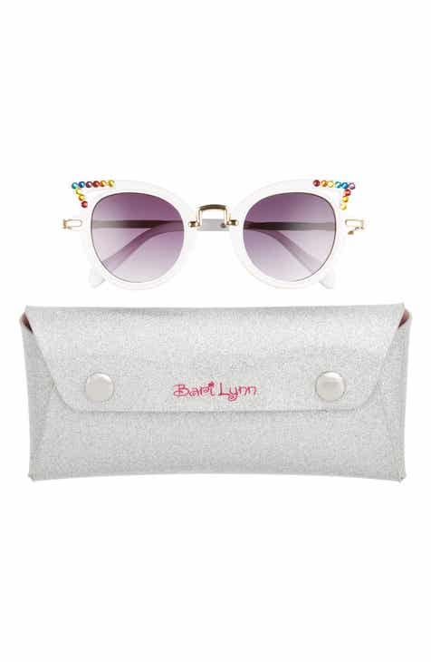 f7007da7 Bari Lynn 40mm Rainbow Crystal Cat Eye Sunglasses (Kids)