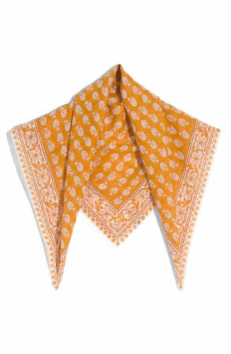 fe42018d9b Square Scarves for Women: Silk, Cashmere, Cotton & More | Nordstrom
