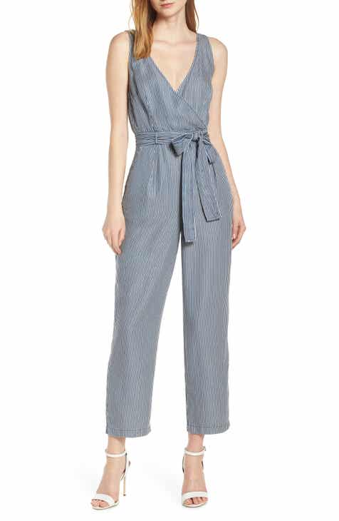 Eileen Fisher Camisole Wide Leg Jumpsuit (Plus Size) by EILEEN FISHER