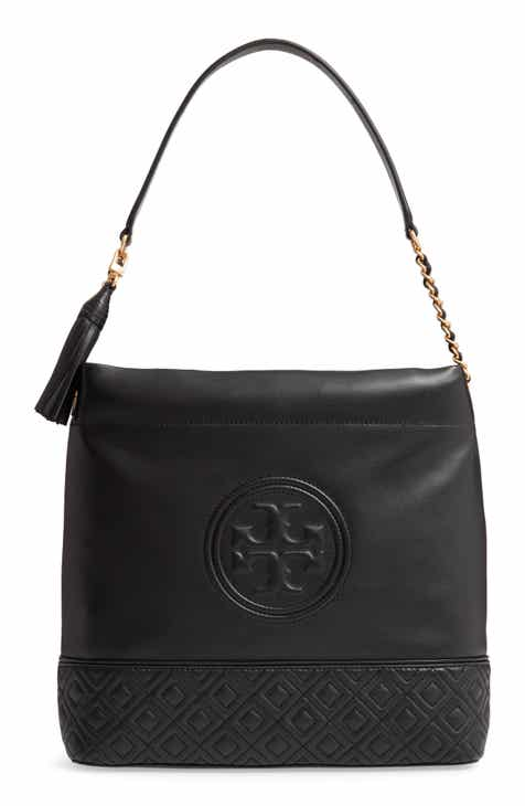Tory Burch Fleming Leather Hobo cd1ca43961693
