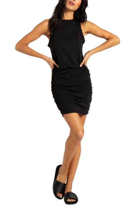 n:PHILANTHROPY Majorca Ruched Minidress