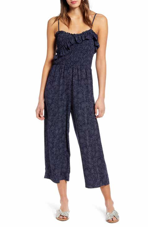 Heartloom Remi Ruffle Jumpsuit by HEARTLOOM