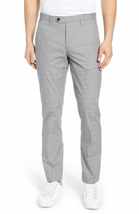 1f4cbffb8 Ted Baker London Snoopd Slim Fit Check Golf Pants