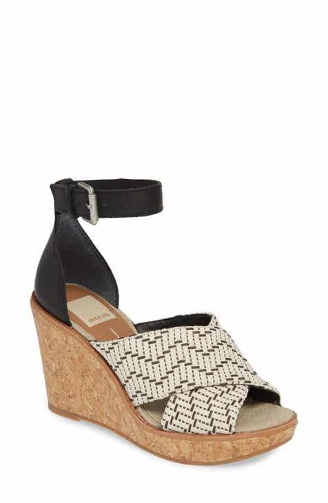 22535873d Dolce Vita Urbane Wedge Sandal (Women)