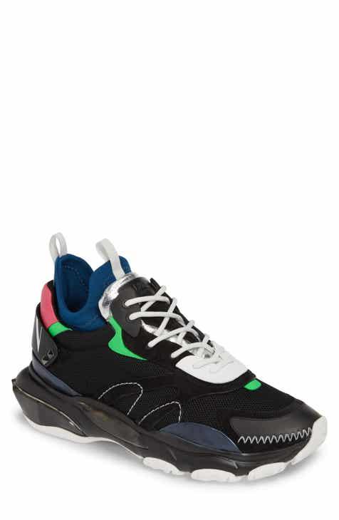 f39768198ac8 Valentino Garavani Bounce Feather Sneaker (Men)