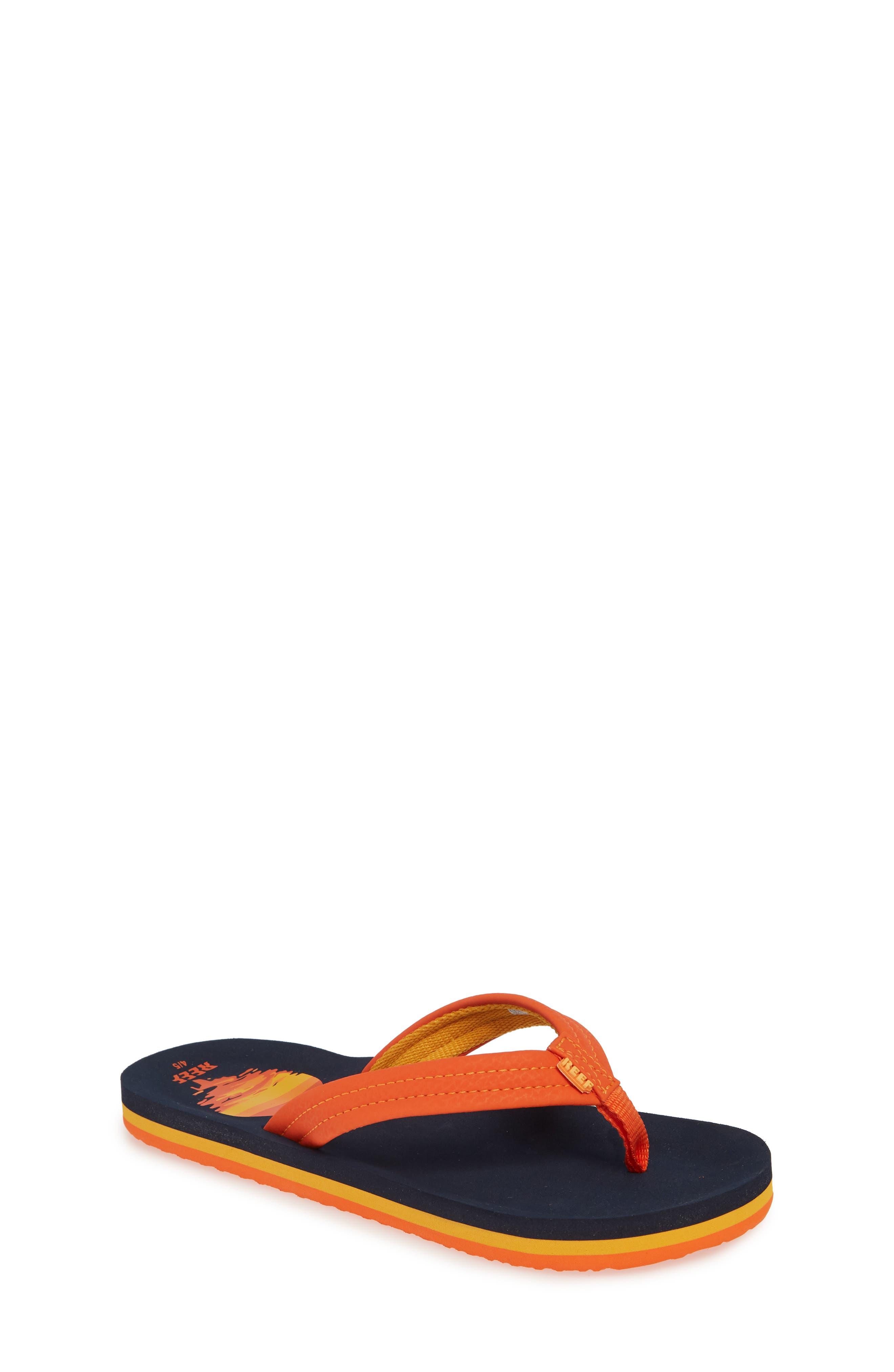 2402aacd6303 Reef Kids  Sandals
