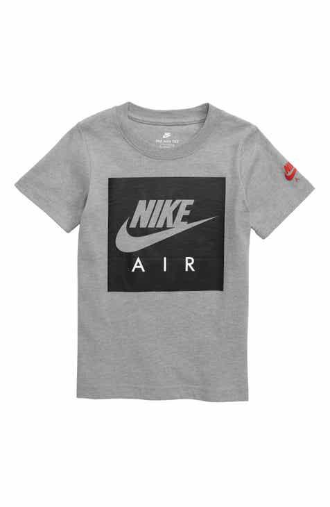 4e6c1295cb6c Nike Air Box Logo T-Shirt (Toddler Boys   Little Boys)