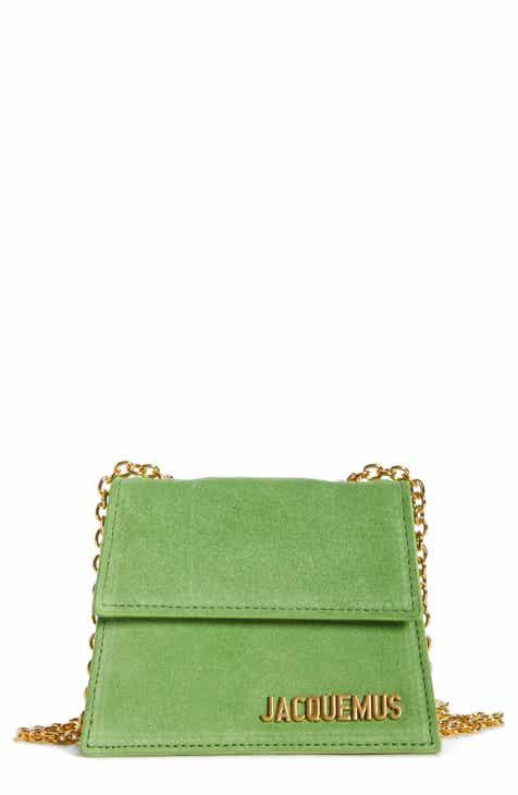 3b7384f187 Jacquemus Le Piccolo Leather Crossbody Bag