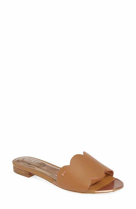 bd7692b37 Ted Baker London Rhaill Slide Sandal (Women)