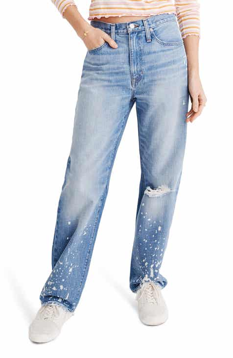 5fac6532c Madewell The Dadjean Bleached High Waist Jeans (Townsley)