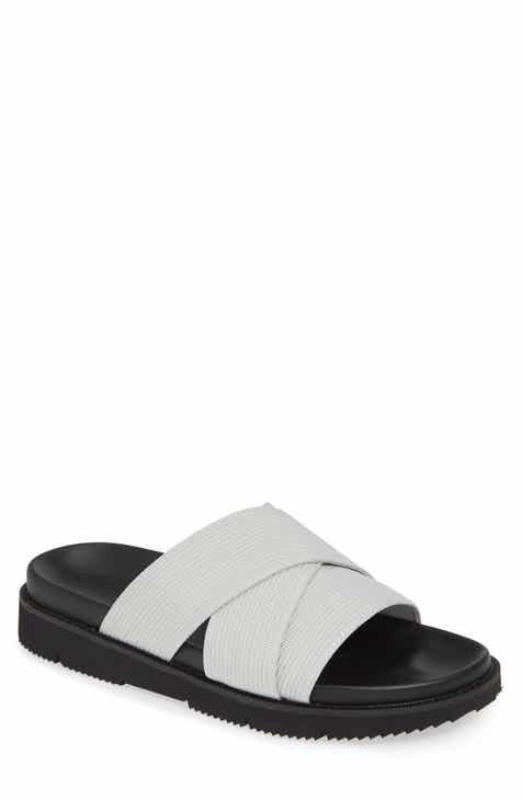 f9e693454015 Calvin Klein Rowland Slide Sandal (Men)