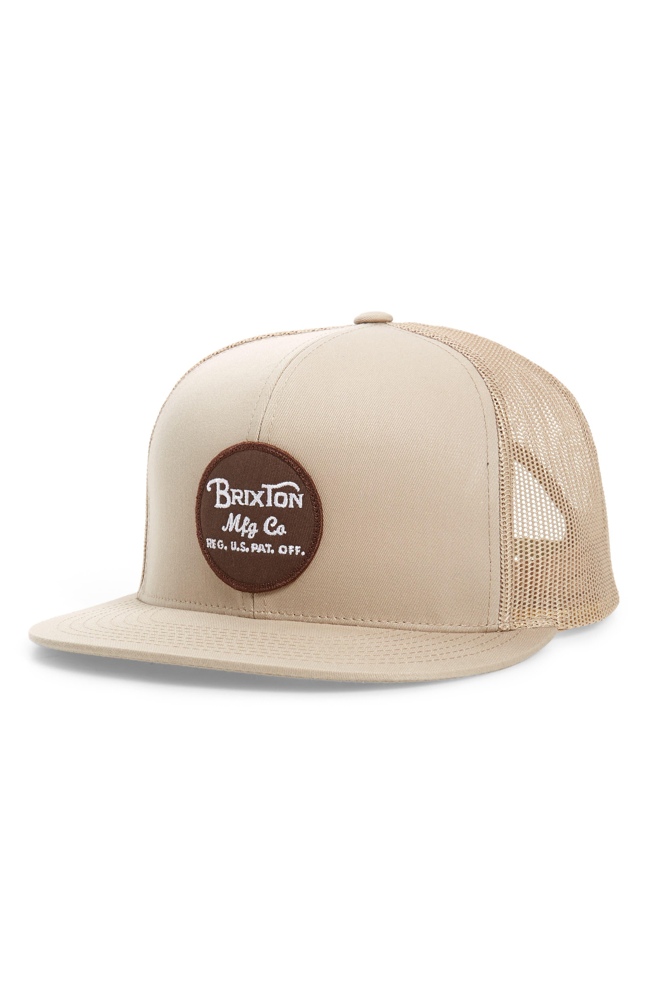 de386b69 Brixton Baseball Hats for Men & Dad Hats | Nordstrom