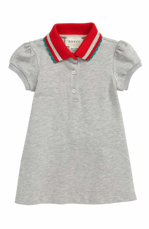 b58242bc Gucci Logo Polo Dress (Baby)