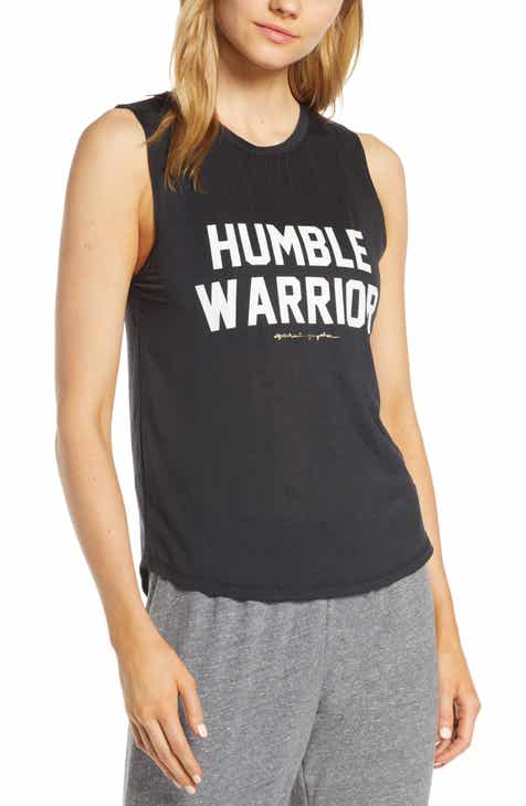 8439a84e1b600 Spiritual Gangster Active Muscle Tank Top