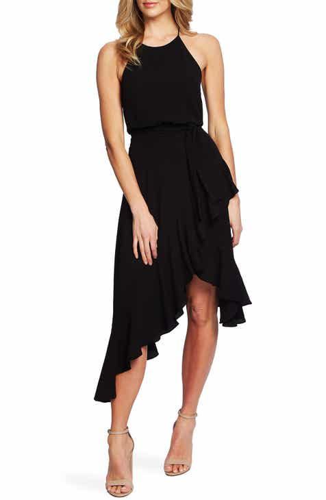 New Design CeCe Cascading Ruffle Halter Neck Dress Top Reviews