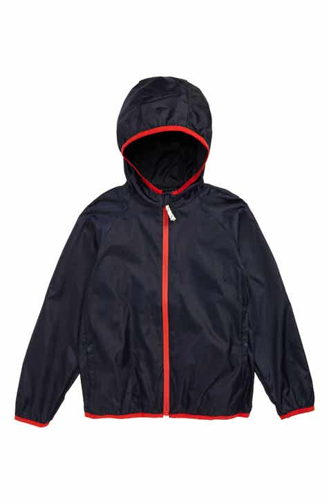 42209b7f42f4 crewcuts by J.Crew Packable Rain Jacket (Toddler Boys