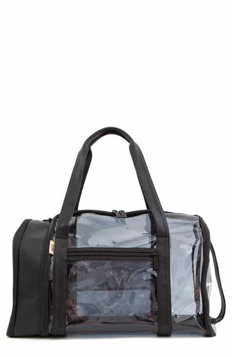 2f1c806a0d Béis Mini Transparent Duffel Bag