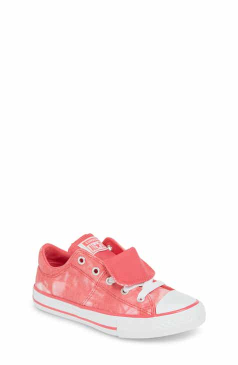 1240b0068b Converse Chuck Taylor® All Star® Maddie Double Tongue Sneaker (Toddler,  Little Kid & Big Kid)