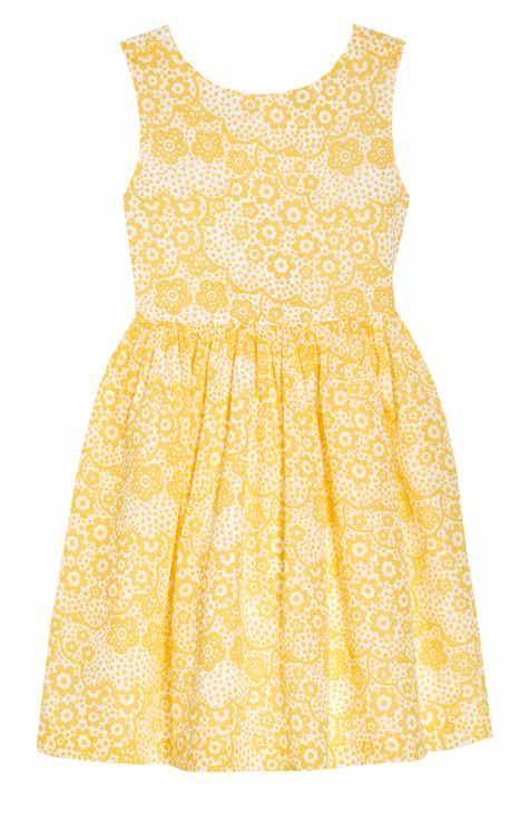 fcf5e7c3542 Mini Boden Crossback Print Sundress (Toddler Girls