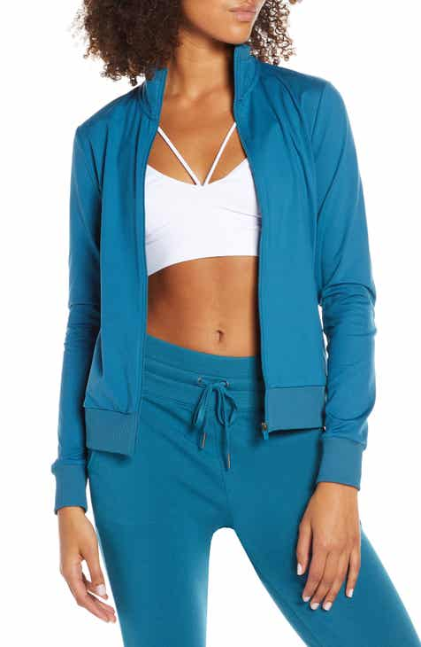 Zella Meg Lite Performance Jacket (Regular & Plus Size) by ZELLA