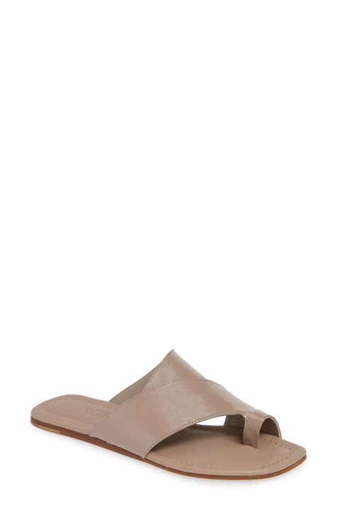3cce1932128 AGL Asymmetrical Toe Loop Slide Sandal (Women)