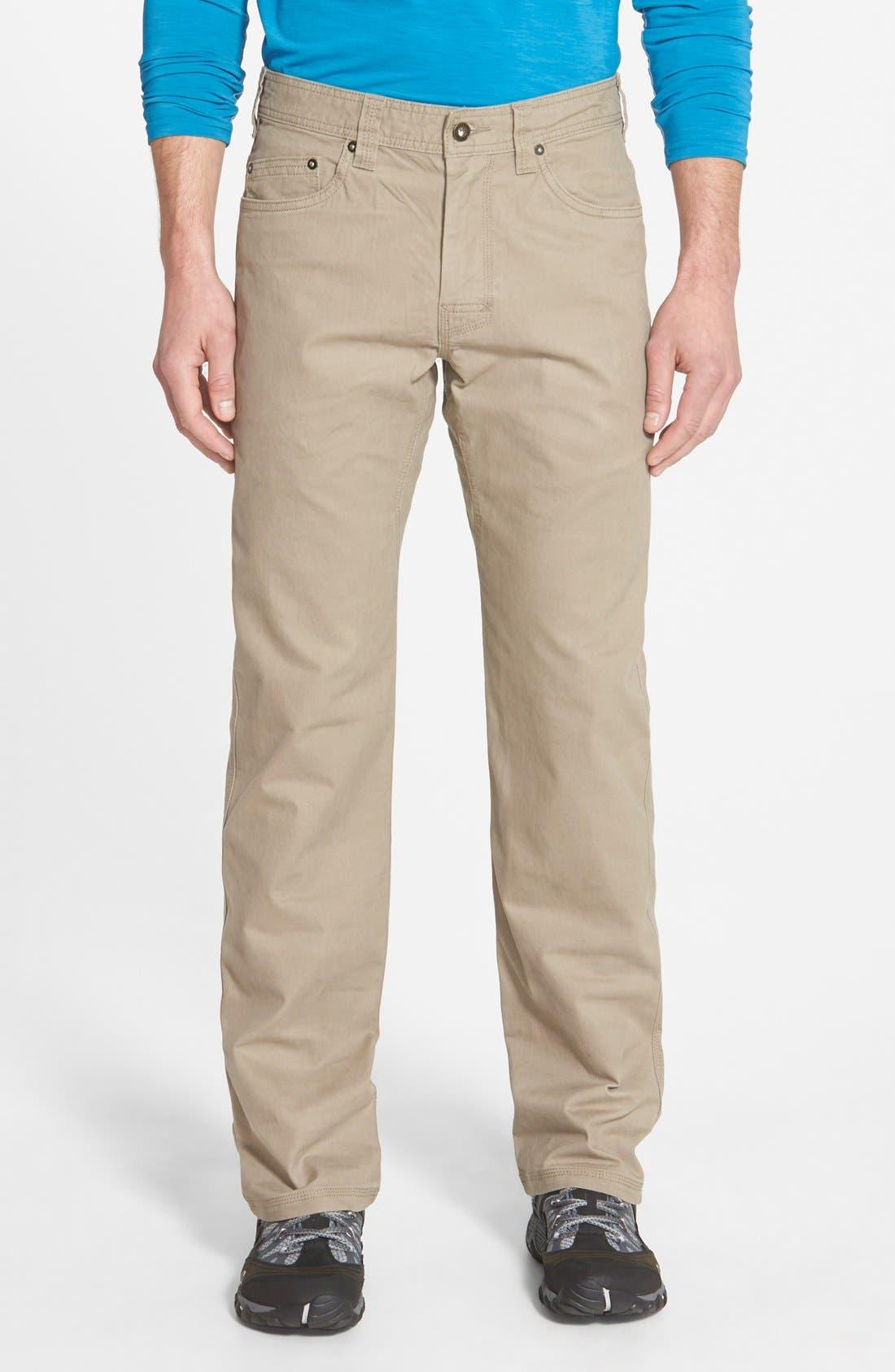 Alternate Image 1 Selected - prAna Bronson Pants