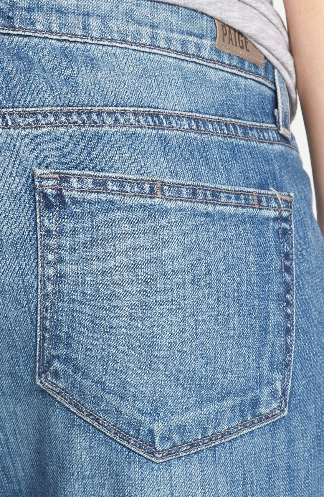 Alternate Image 3  - Paige Denim 'Porter' Boyfriend Jeans (Dazely)