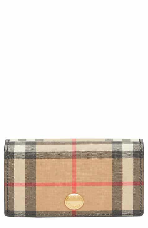 f36dd4455 Burberry Wallets & Card Cases for Women | Nordstrom