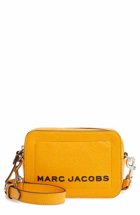 907e9eaa996 MARC JACOBS The Box Leather Crossbody Bag