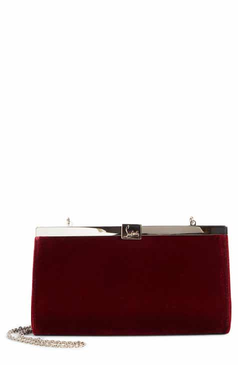 377bd4aa72 Christian Louboutin Clutches & Pouches | Nordstrom