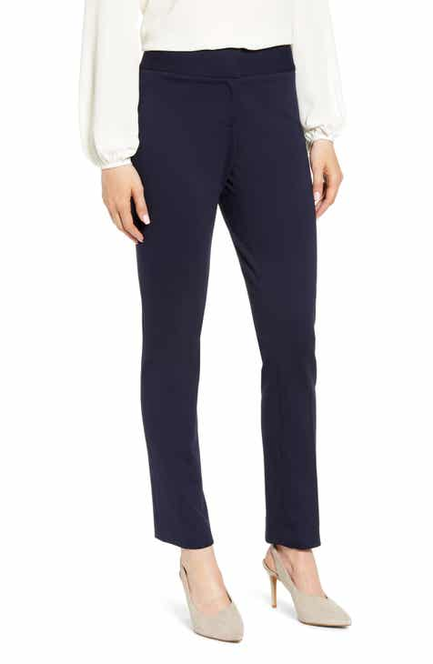 404dac79c Vince Camuto Ponte Ankle Pants (Regular & Petite)