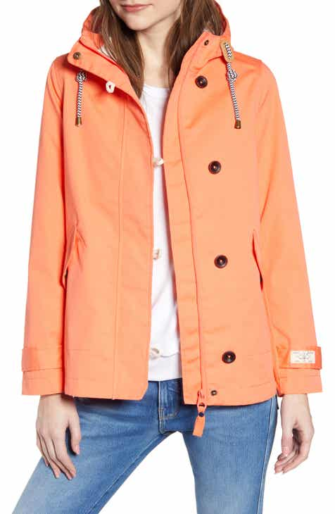Joules Coast Waterproof Hooded Jacket by JOULES