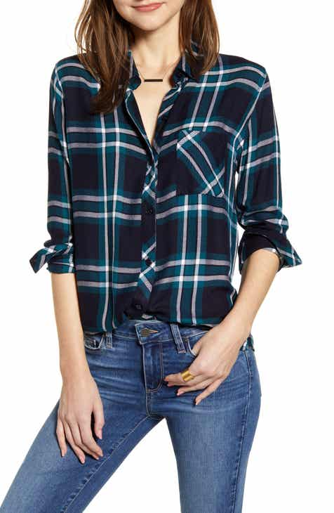 Flash Sale Rails Hunter Plaid Shirt