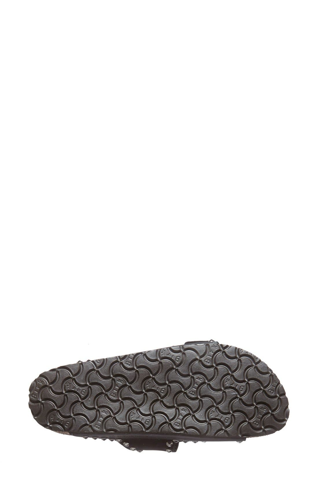 Alternate Image 4  - Birkenstock 'Arizona' Studded Leather Sandal (Women)