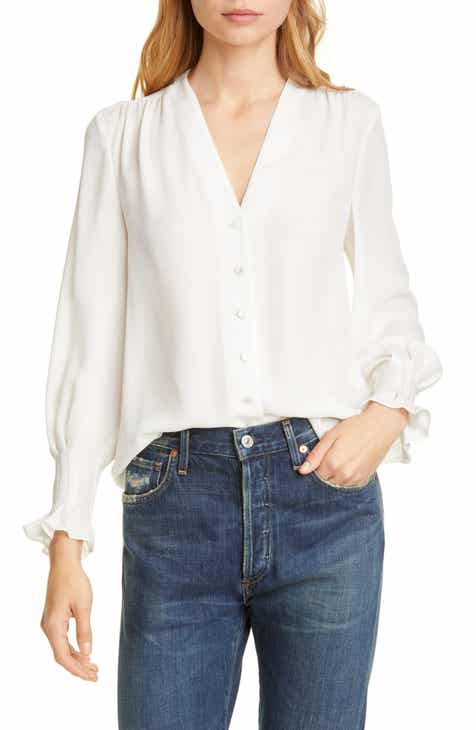 bbe5a9a7f New Women's Long Sleeve Tops, Blouses and Tees | Nordstrom