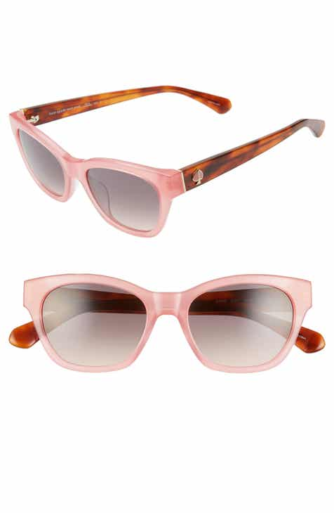 4dc72ce2b8 kate spade new york jerris 50mm cat eye sunglasses