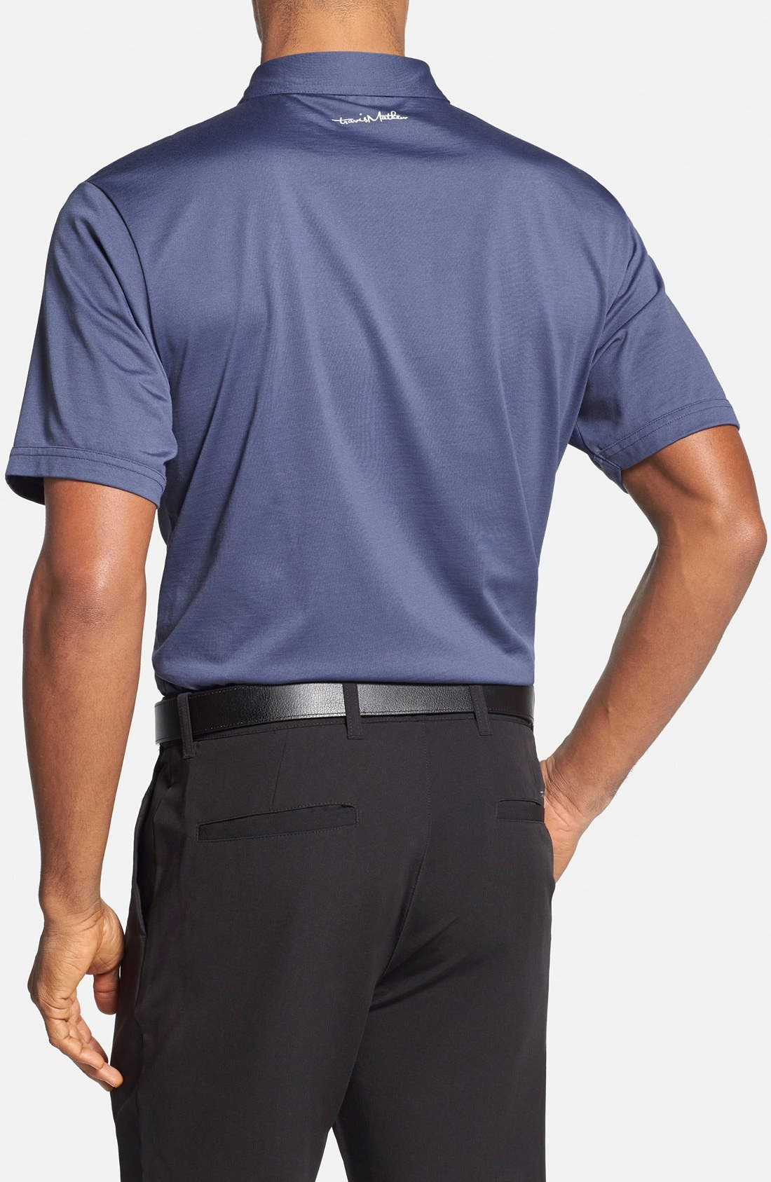 Alternate Image 2  - Travis Mathew 'OG' Trim Fit Performance Golf Polo