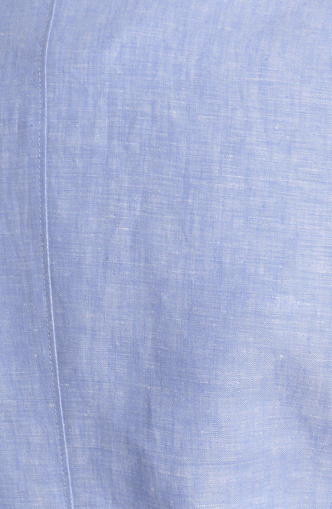 Alternate Image 3  - Joie 'Gruau' Shawl Lapel Linen Blazer