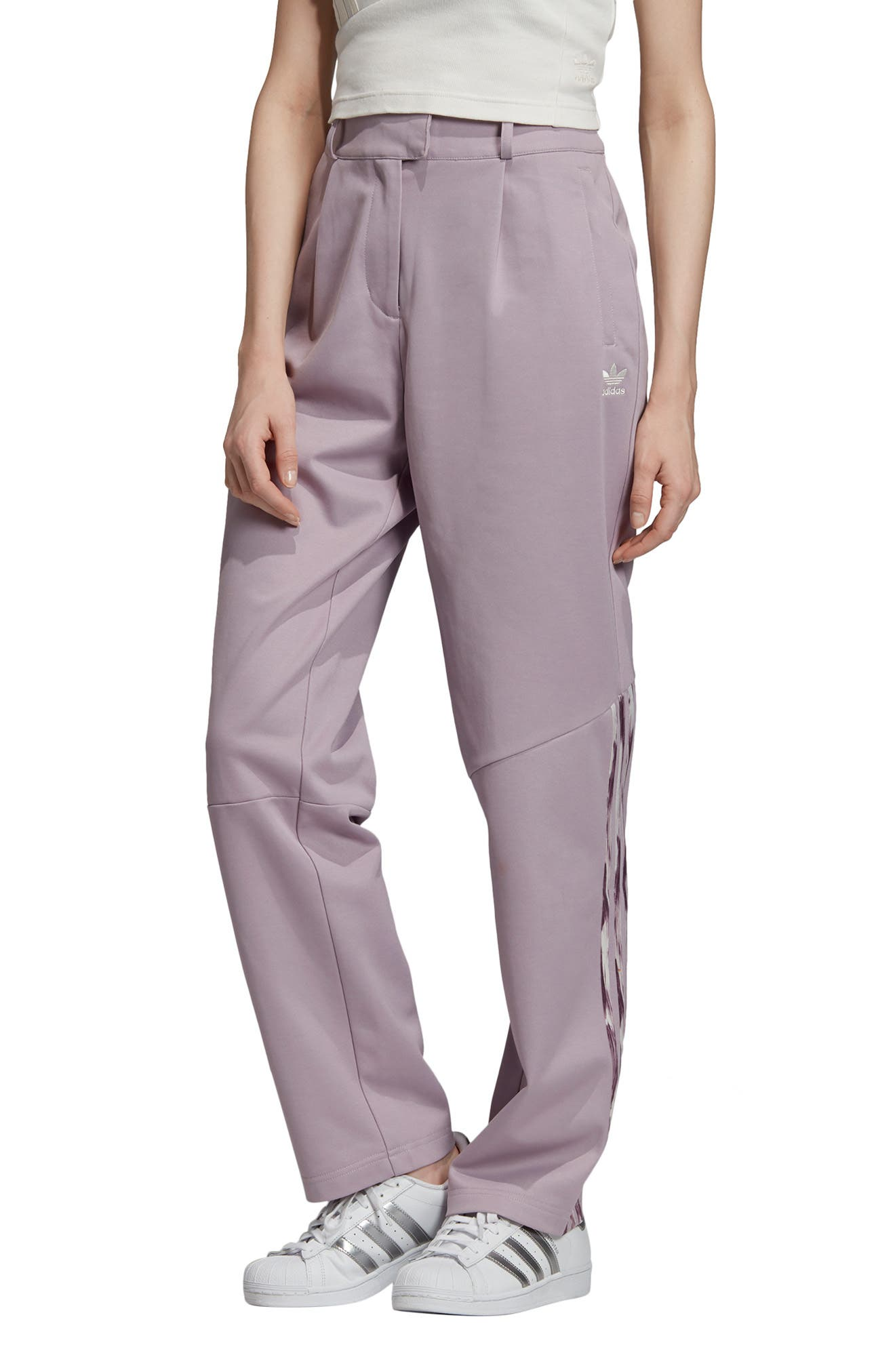 adidas Originals Daniëlle Cathari Recycled Polyester Track Pants Coupon