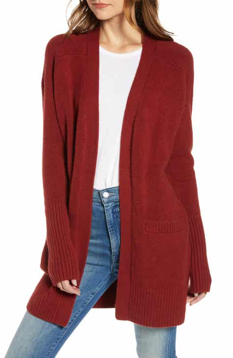77c10bd7b3a Women's Long Sleeve Cardigan Sweaters | Nordstrom