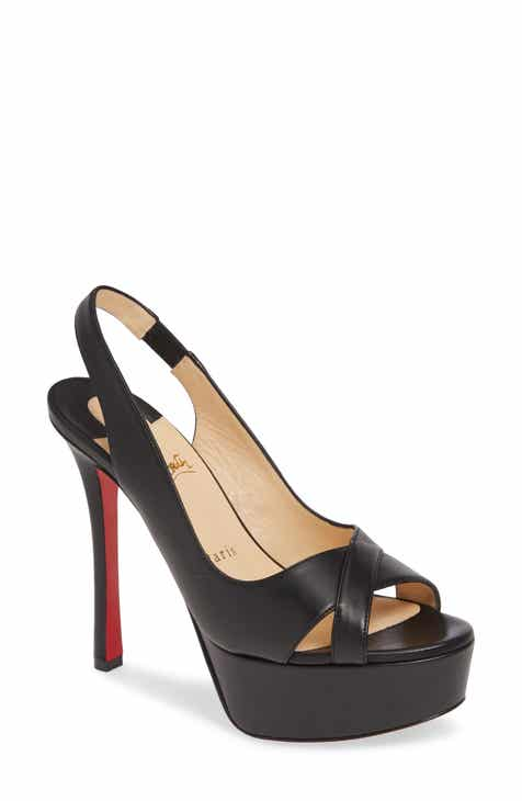 the best attitude 12c64 52720 Women's Christian Louboutin Heels | Nordstrom