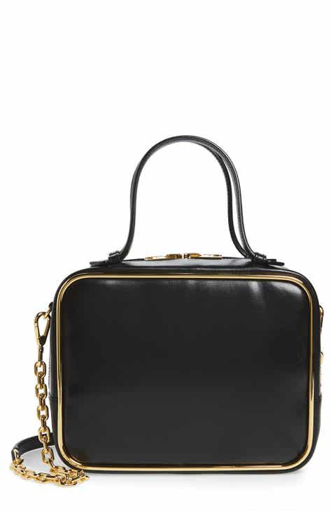 a38c9f12ec3b Alexander Wang Halo Leather Satchel