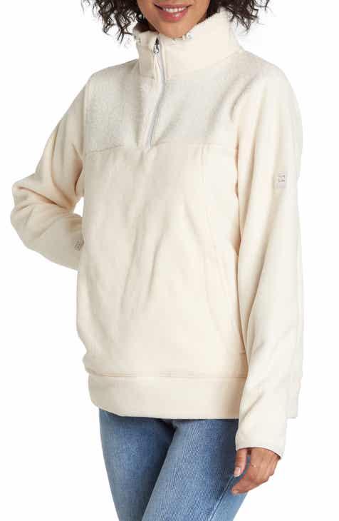 Billabong Boundary Fleece Quarter Zip Pullover