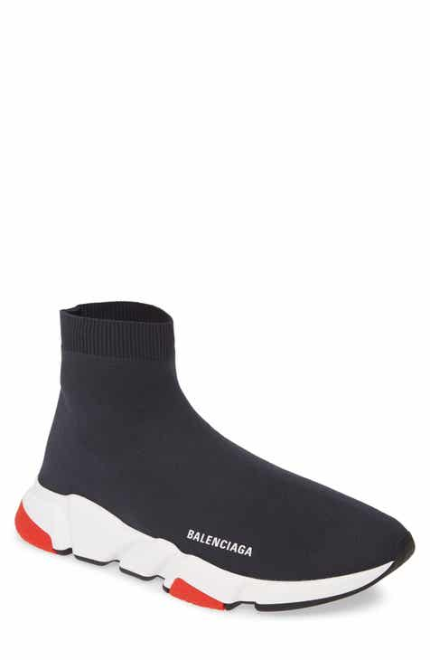 66a7664e06f Balenciaga Speed High Slip-On (Men)