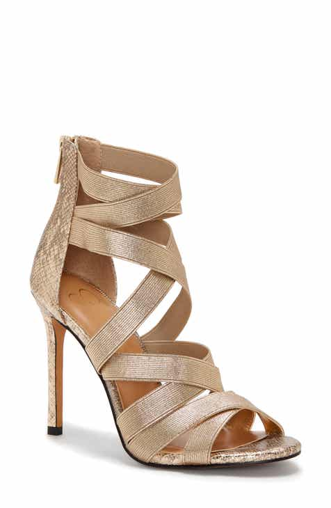 2d93c4f330579 gold high heel sandals | Nordstrom