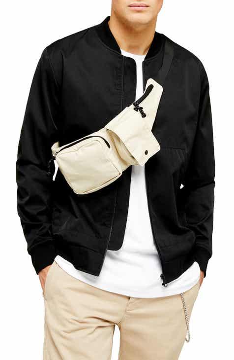 Topman Icon Classic Bomber Jacket