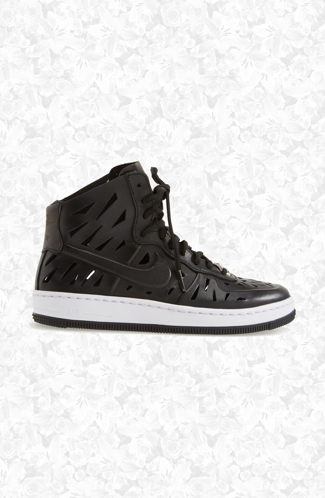 Alternate Image 1 Selected - Nike 'AF1 Ultra Force Mid Joli' High Top Sneaker (Women)