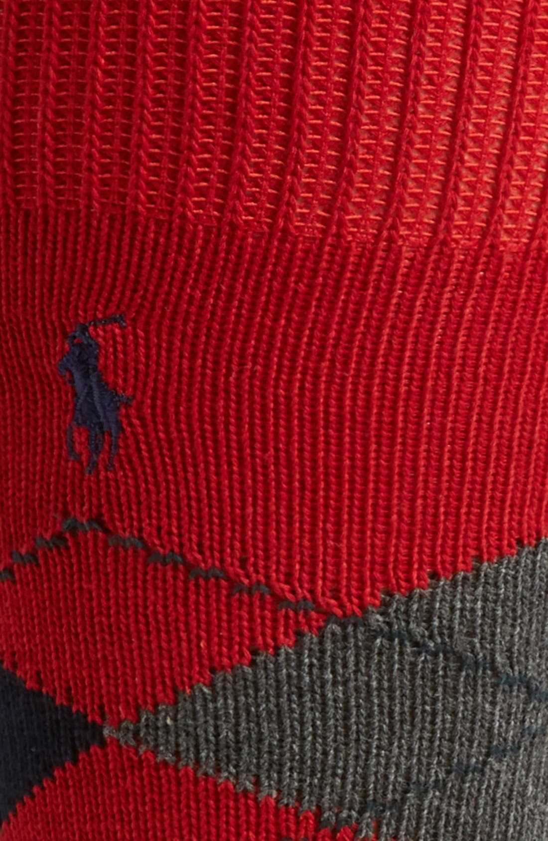 Alternate Image 2  - Polo Ralph Lauren Argyle Socks